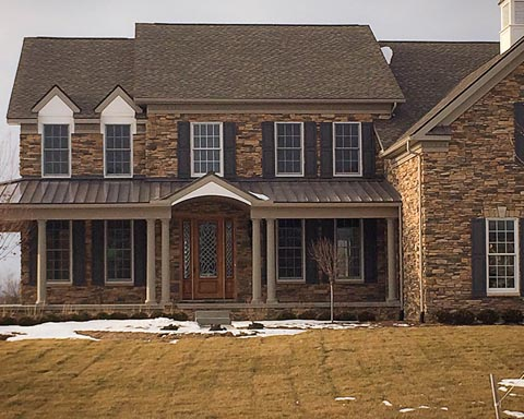 J S C Construction Inc. Roofing Project 28