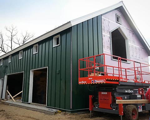 J S C Construction Inc. Roofing Project 32