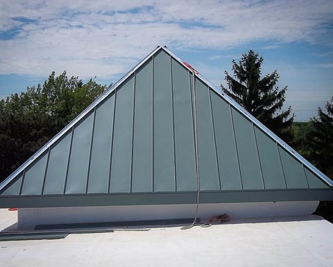 J S C Construction Inc. Roofing Project 9